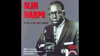 "Slim Harpo  ""I"