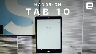 Acer Chromebook Tab 10 Hands-On thumbnail