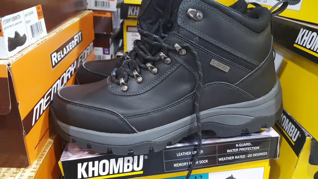 Costco Khombu Winter Boots $29! - YouTube