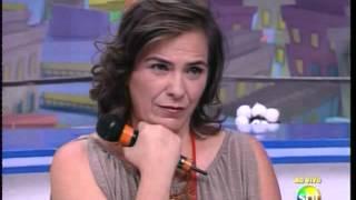 Programa do Ratinho - Fã do cantor Roberto Leal responde sobre a vida dele 09/10/2012