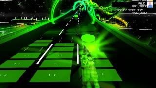 [Audiosurf 2] Eminem - Rap God