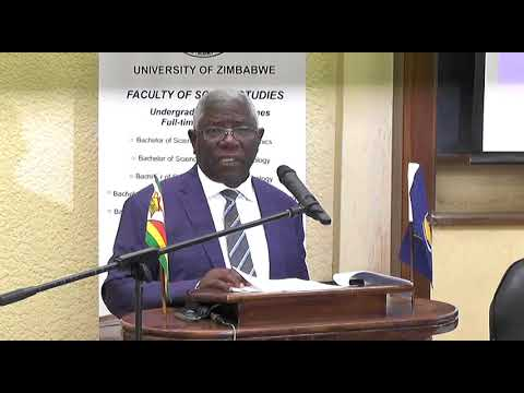 University of Zimbabwe Local Authorities Conference Part 1