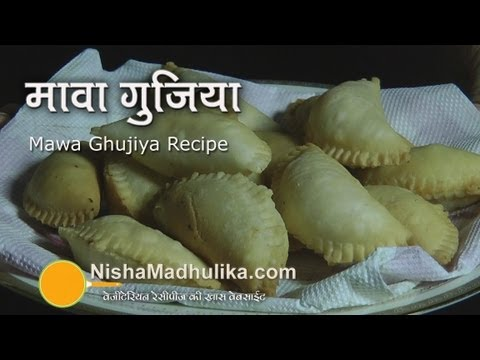 Gujiya Recipe | Mawa Gujiya Recipe | How to Make Gujiya | Nirmala Devi Foods from YouTube · Duration:  6 minutes 12 seconds