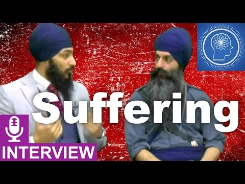 Suffering - Akaal Channel Interview