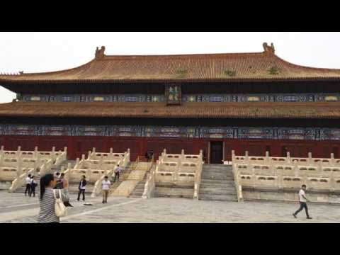 Imperial Ancestral Temple (Tian Miao) - Beijing - China (1)