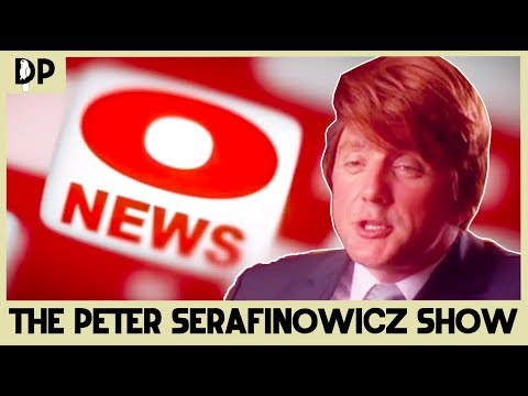 Donald Trump on O News - The Peter Serafinowicz Show | Dead Parrot