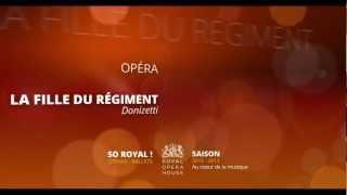 BA Opéra La Fille Du Régiment
