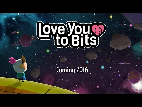 LOVE YOU TO BITS Walkthrough Level 1, 2, 3, 4, 6, 7