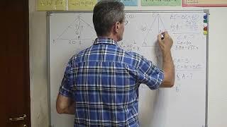 ОГЭ, ЕГЭ-2019. Задачи на тригонометрию равнобедренного треугольника  В-16 ОГЭ и В-6 ЕГЭ (3).