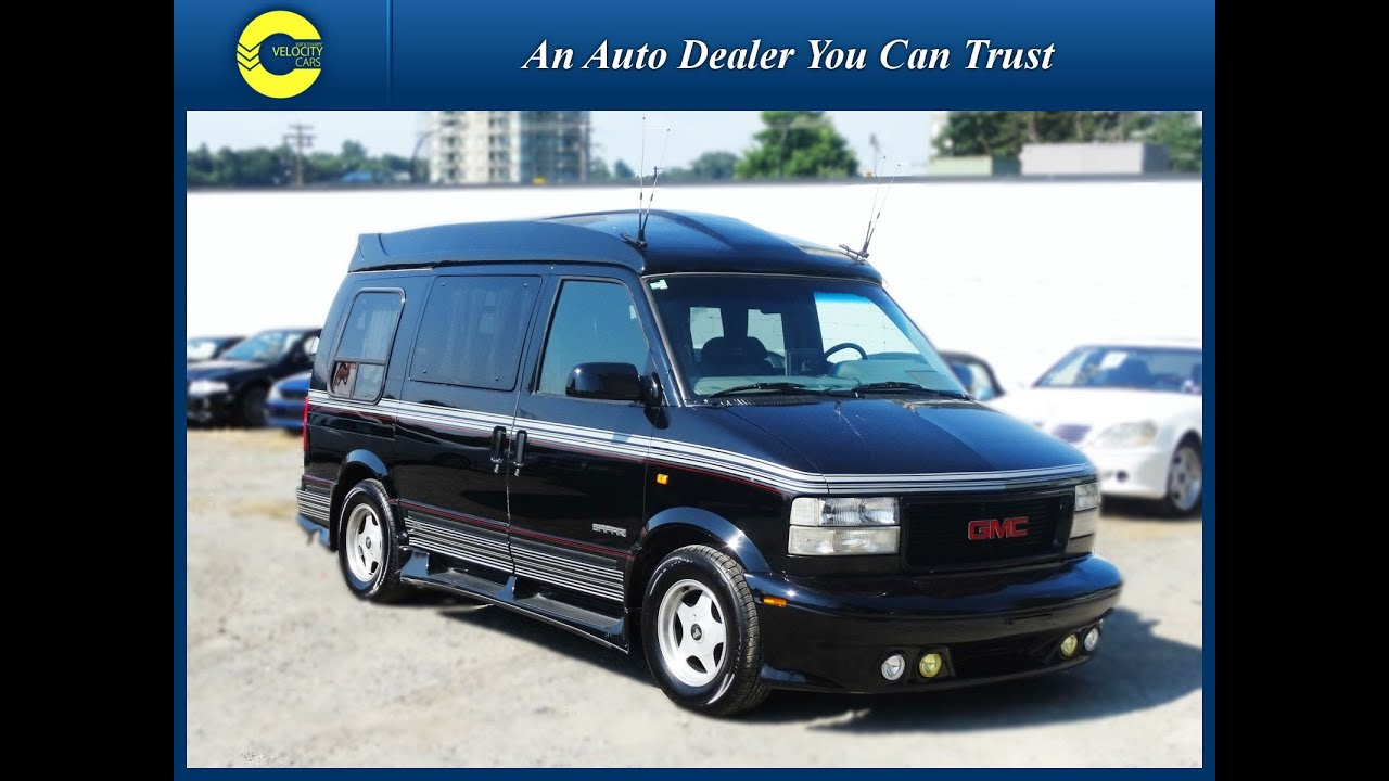 expert van research reviews cars and photos gmc specs safari com
