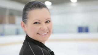 Promotional video for figure skating coach.