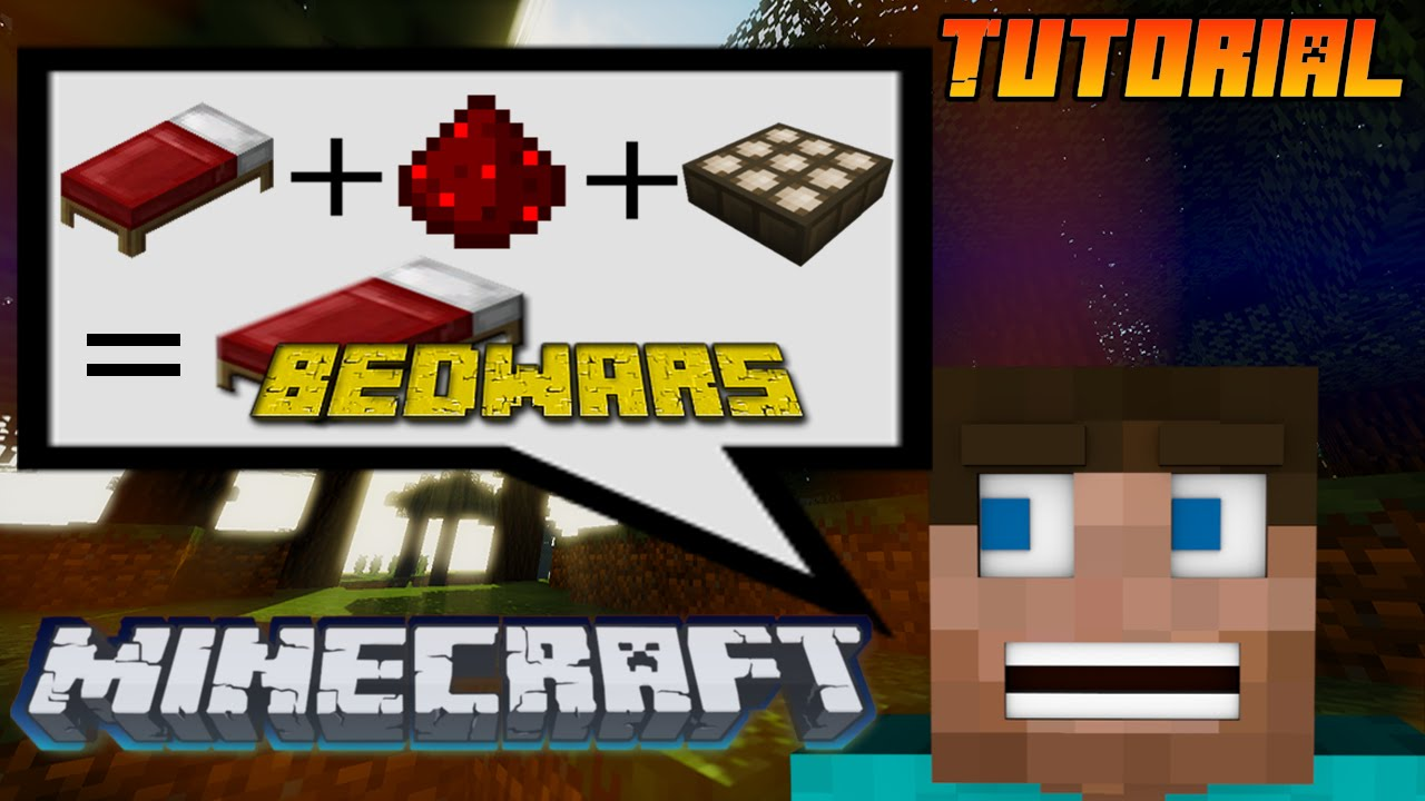 Minecraft Bedwars Tutorial GER PSPSXBOXXBOXone YouTube - Minecraft bedwars spielen ps4