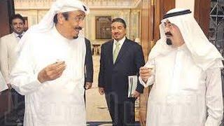 مؤثر: الملك عبدالله ينصح الملك سلمان بحضور محمد بن سلمان