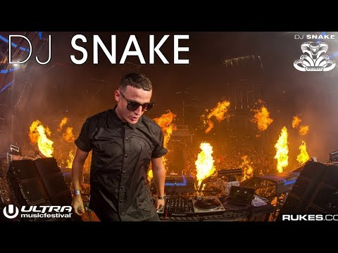 DJ Snake DROPS ONLY (EXCLUSIVE FULL SET) Ultra Music Festival Miami 2016 #ULTRA2018
