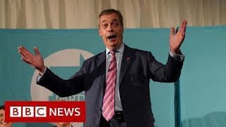 UK General Election: Brexit Party will not stand in Tory seats – BBC News