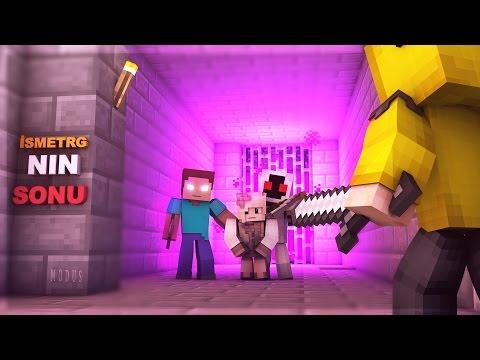 IsmetRG'nin Sonu (Minecraft Filmi) - TR | Herobrine & Entity 303 vs IsmetRG