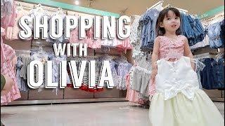 Shopping with Olivia GIVEAWAY Andi Manzano Reyes