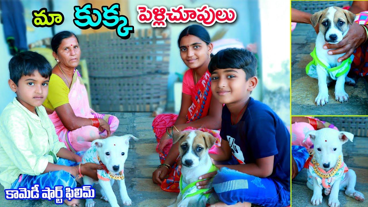మా కుక్క పెళ్లిచూపులు || ma kukka pelli chupulu || manu videos village comedy || telugu letest all