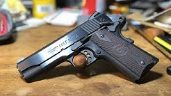 Colt 1911 Combat Commander (.45 ACP) - Review