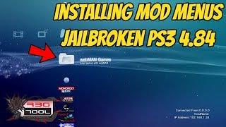 Installing Mod Menus | Jailbreak PS3