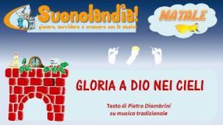 GLORIA A DIO NEI CIELI - canzone di Natale per bambini di Pietro Diambrini
