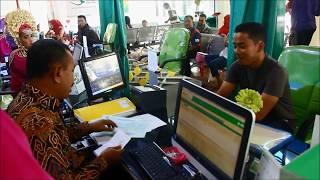 Kegiatan Puncak Hari Pelanggan Nasional 2017 BPJS Ketenagakerjaan Padang