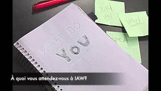Eid Mubanquet - IAW video 2013