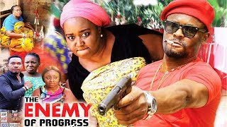 ENEMY OF PROGRESS 4 {NEW MOVIE} - ZUBBY MICHEAL|LATEST NIGERIAN NOLLYWOOD MOVIE