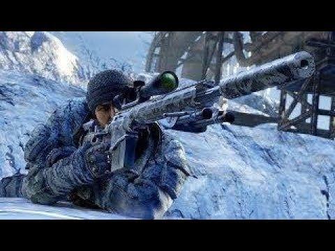 Боевик   'Снайпер Белая ленточка' смотреть онлайн Русское кино