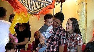 Pasha Ungu Rayakan Ultah Anak - Was Was 23 Desember 2013