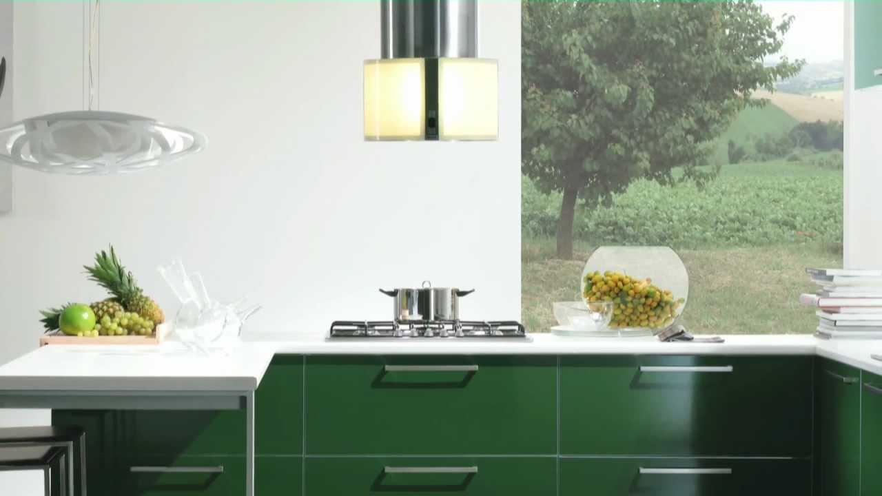 Arredamento cucina in stile moderno Isabel by CLARIS CUCINE - Arredo ...