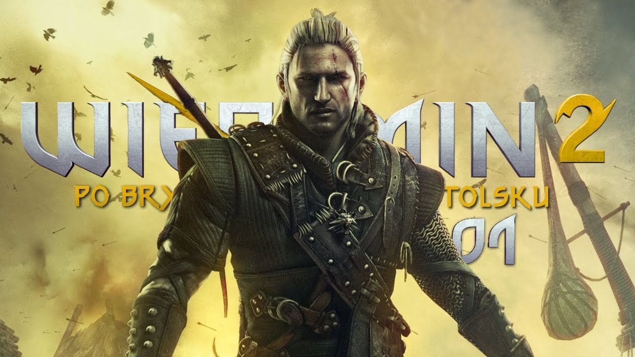 Wiedźmin 2 PO BRYTOLSKU (PL) #1 – Prolog (Gameplay PL / Zagrajmy w)