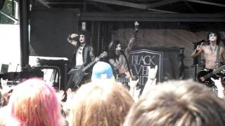 Black Veil Brides- VWT 2011 Cleveland
