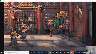 Gonna beat Streets of Rage 4!!!