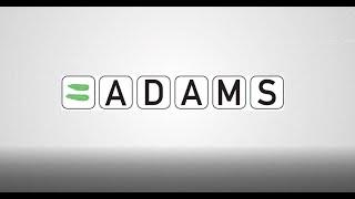 Система ADAMS: покрокова відео-інструкція.