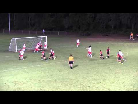 10.7.15 Coastal Christian High School (5) vs Arendell Parrott Academy (1)