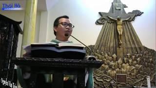 BÀI GIẢNG CÔNG LÝ VÀ HÒA BÌNH ngày 30.07.2017 - Lm: Giuse Nguyễn Văn Toản. CSsR