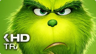 DER GRINCH Trailer German Deutsch (2018)