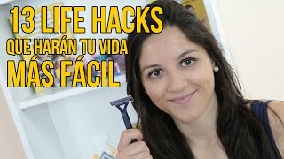 13 LIFE HACKS that will make your life easier (COMPILATION)