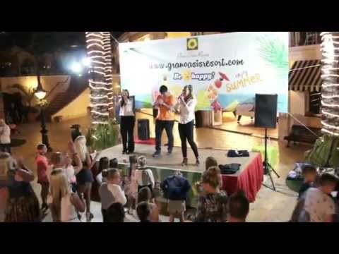 Espectáculos Bravo - Fiesta Gran Oasis  Resort