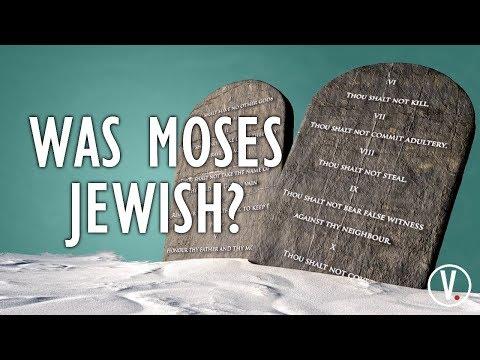 Was Moses Jewish?