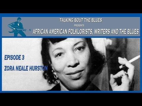 a biography of zora neale hurston an african american writer