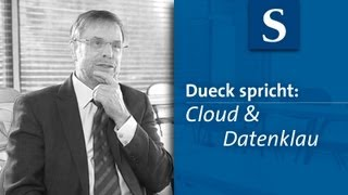 Gunter Dueck: Cloud & Datenklau