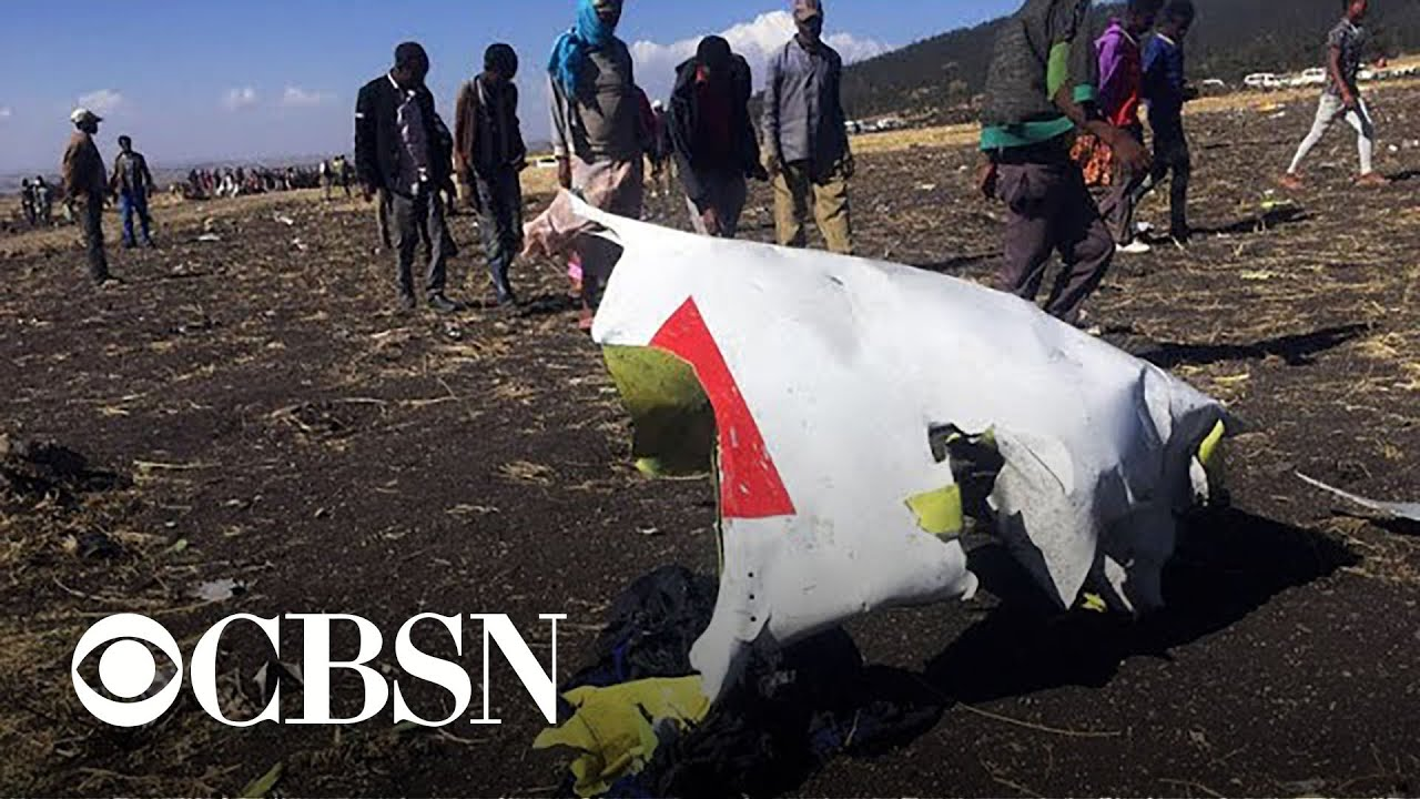Report: Ethiopian Airlines pilot wasn't trained on Boeing 737 MAX 8