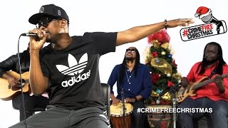 Busy Signal - 12 Days of Christmas (Free Style) @ Crime Free Christmas Project 2016