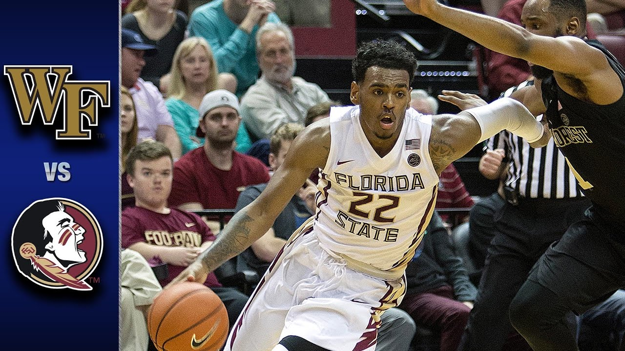 Download Wake Forest vs. Florida State Men's Basketball Highlights (2016-17)