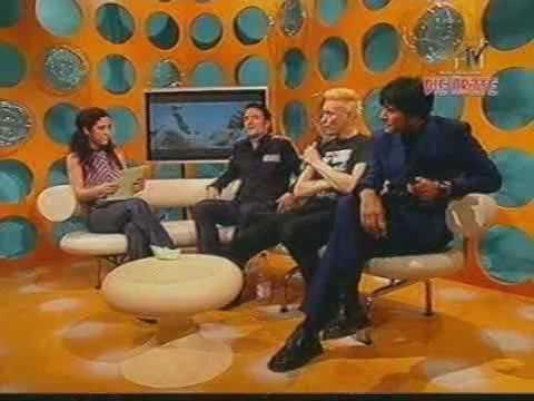 DIE ÄRZTE im Interview bei MTV Select mit Anastasia Teil 2/4
