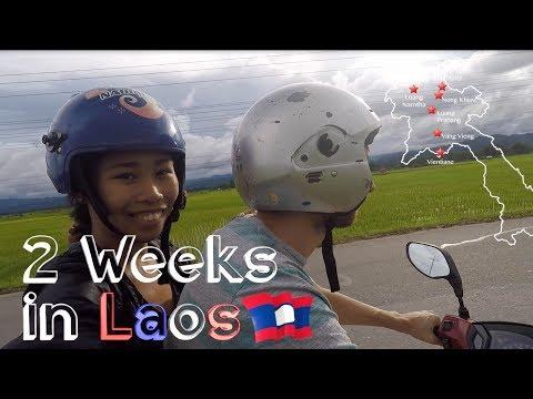 2 Weeks in Laos - Vlog Episode 20