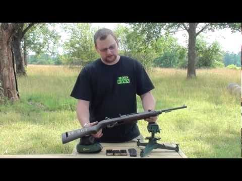 M1 Carbine .30 caliber WW2 Service Rifle