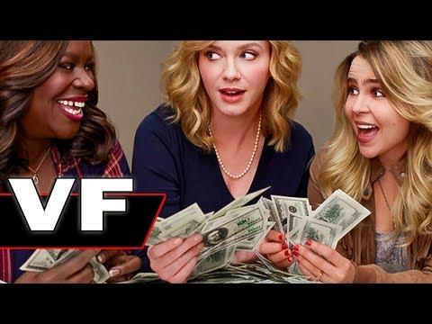 GOOD GIRLS Bande Annonce VF (2018) Christina Hendricks, Série Netflix